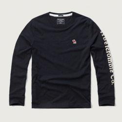 アバクロ ロンT Tシャツ