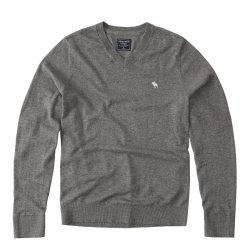 アバクロ Vネックセーター