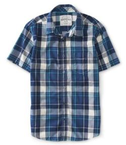 エアロポステール:半袖シャツ
