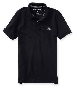 エアロポステール ポロシャツ