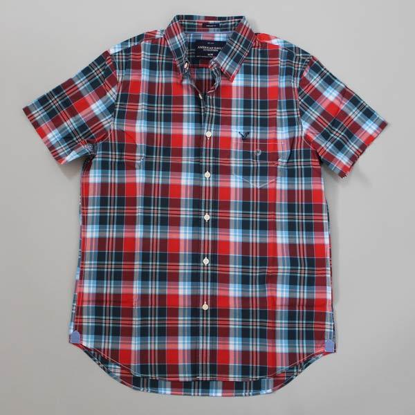 アメリカンイーグル新作メンズシャツ