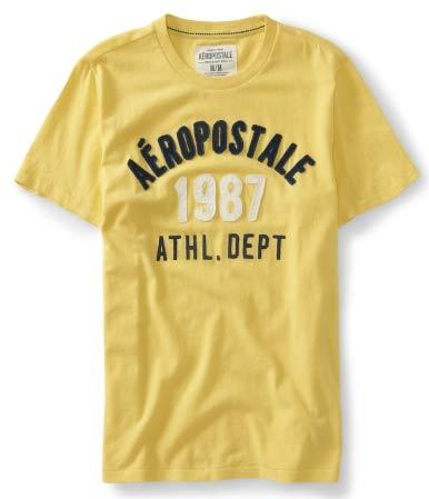 エアロポステール:Tシャツ
