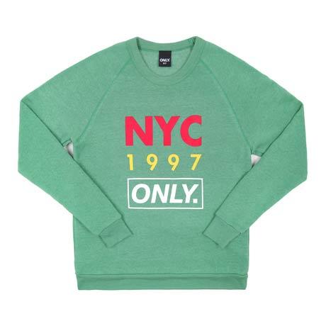 Only NY オンリーニューヨーク トレーナー