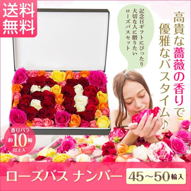【送料無料】 ローズバスナンバー