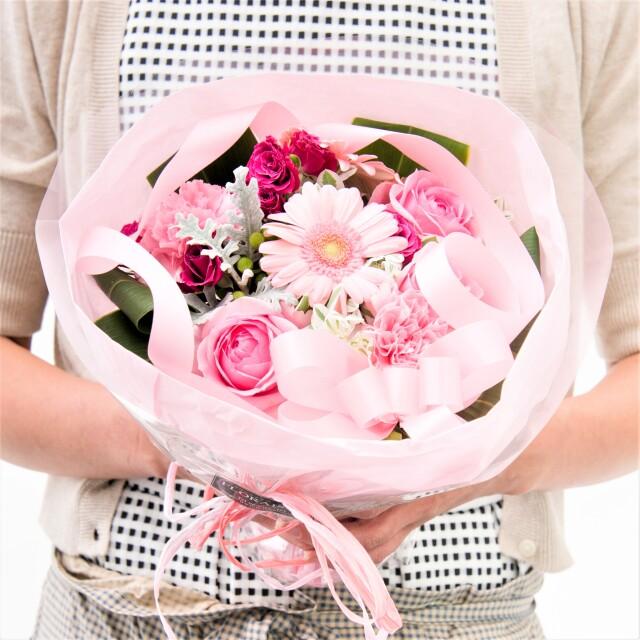 キュート花束 トップ画像