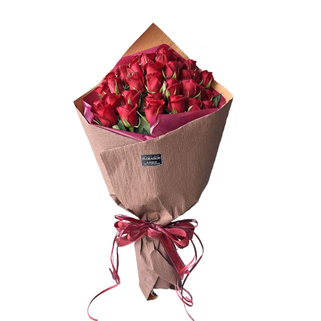 赤バラの花束 メイン画像