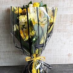 【送料無料】 阪神タイガース花束 3,500円