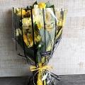 【送料無料】阪神タイガース花束 3,500円タイガース承認ラッピングで花ギフト寅キチさん感激です 誕生日 送別会 記念日に 父の日ギフトに
