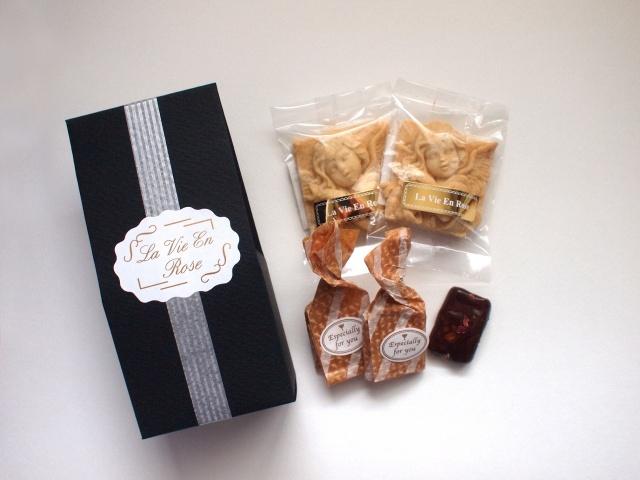 【プチギフト&お試しサイズ】天使からの贈り物《本葛粉グルテンフリークッキー&マクロビキャラメル》