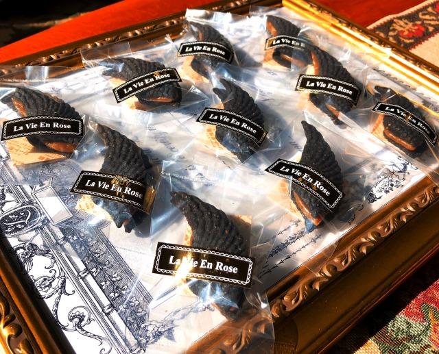 《本葛粉グルテンフリークッキー&生キャラメル》 ラール ブル(青い時)