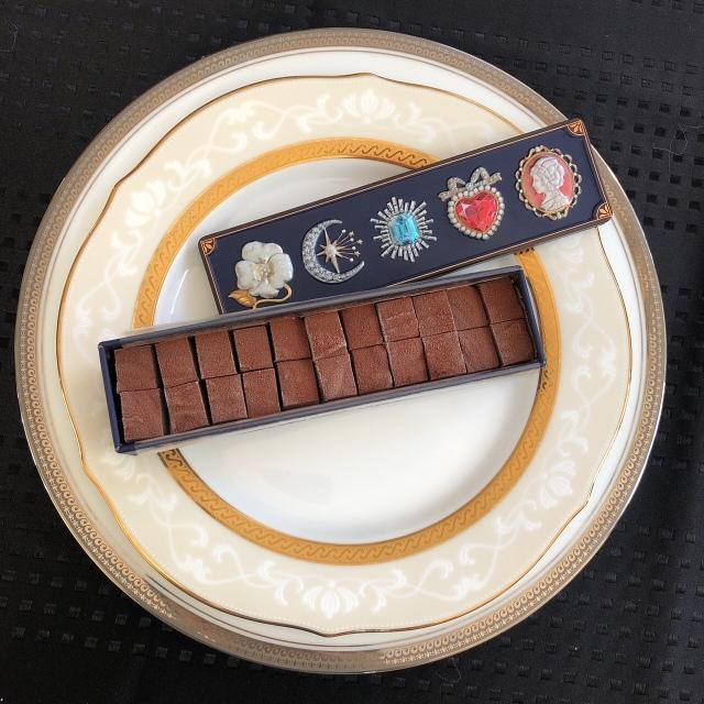 《プレミアムはちみつ生チョコレート》ショコラ シャルール