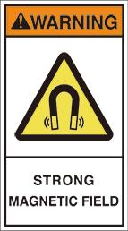 FH-703-M 高磁界注意  (90×50)