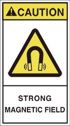 FH-713-M 高磁界注意  (90×50)