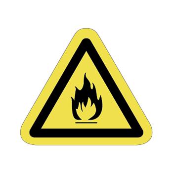 発火注意ラベルT-05-Sの画像