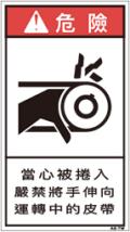 ZH-223-M   巻込まれ(90×50)