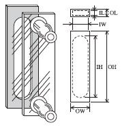 組立フローセル(2面透明) T-49-ES-1