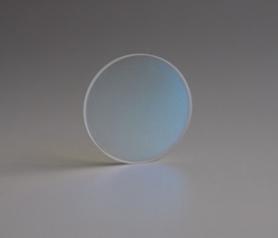合成石英光学窓 ARウィンドウ 反射防止(AR)コーティング付 φ25×2t (タイプ1) 高表面品質/高面精度 【1枚入】