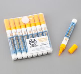 ぬれ性チェックペン (ダインペン) Variety8本セット販売  ダインレベル:30 , 32 , 35 , 38 , 41 , 44 , 48 , 56