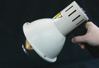 ハンディキュアラブ (紫外線硬化ユニット) 超小型 ハンディタイプ ライン組込可能