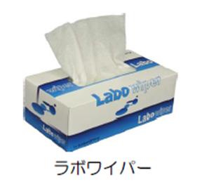 ラボワイパー  (36箱入/ケース) (150枚/箱) (シートサイズ 200×200(mm))