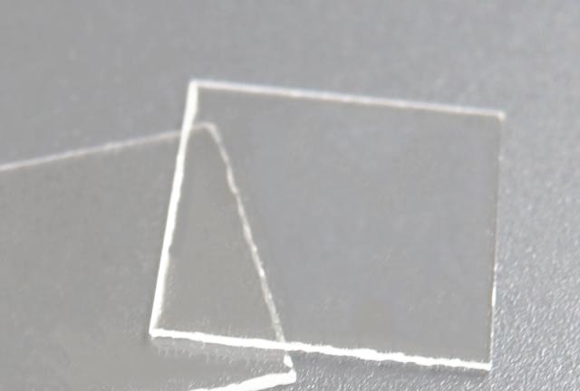 サファイア基板 Labo-Sapphire   □10×10×0.3t(mm) 5枚