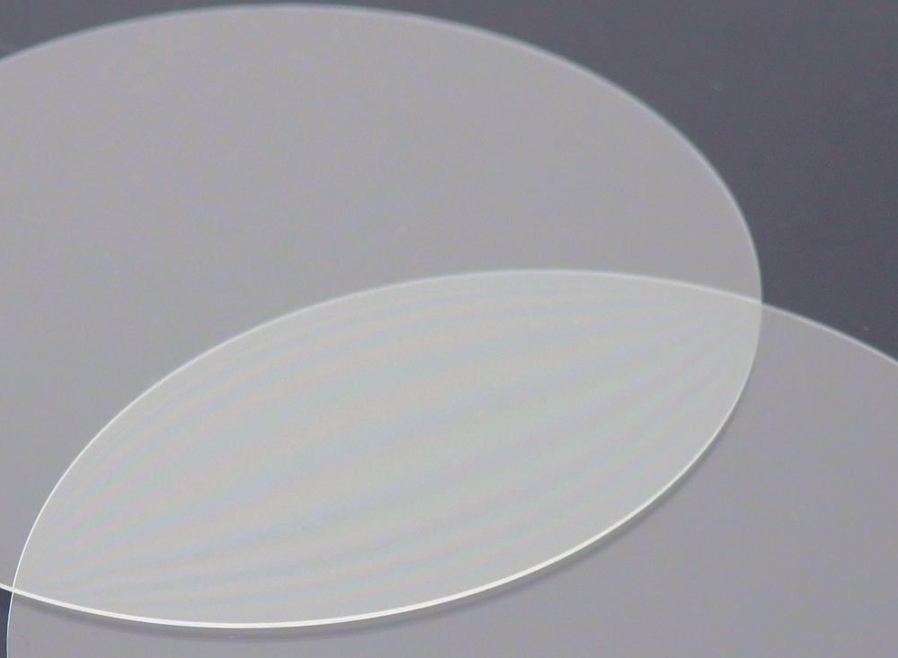 サファイア基板 Labo-Sapphire   φ51×0.3t(mm) 20枚 ウエハータイプ