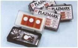 プラズマインジケータ PLAZMARK 耐熱性 ラベル型(貼付可能) No.101(高感度) 10枚入