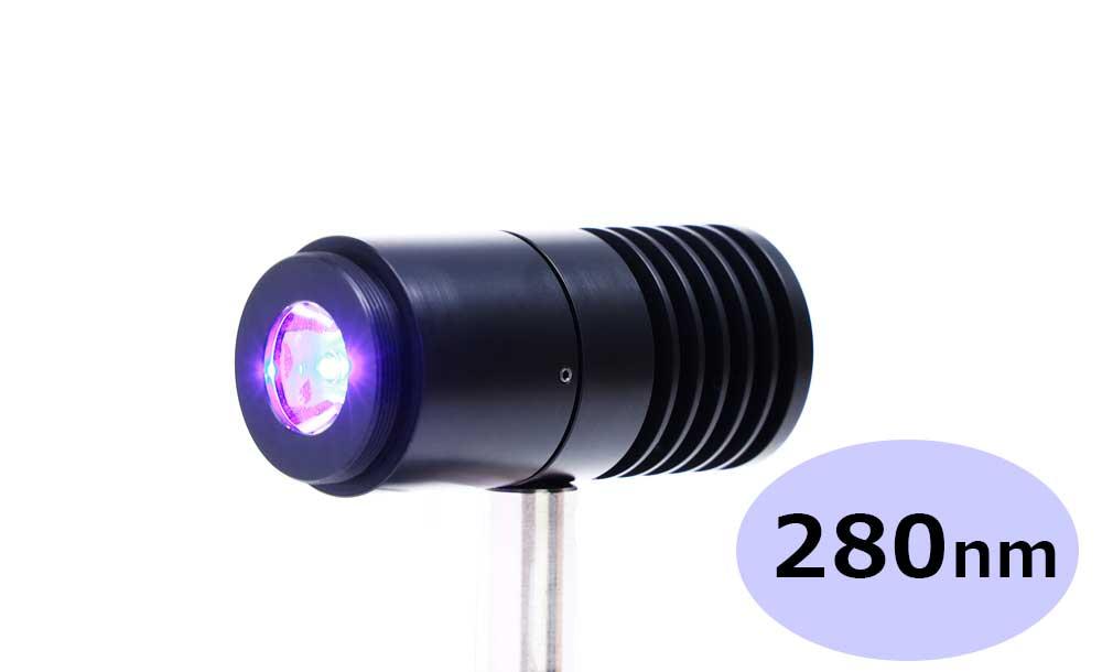 UV-SPOT 【高出力UV-LED照射モジュール】280nm