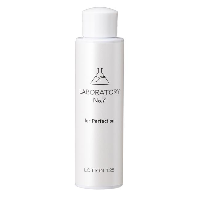 製品原価1,800円オーバーの高付加価値美容化粧水 『LOTION 1.25』 120mL(約1ヶ月半分)