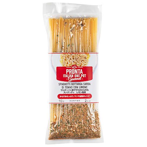 ラ・プロンタ からすみスパゲッティ