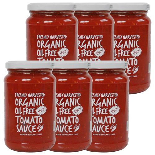 トマトたっぷりソース スパイシー 6個