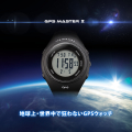 GPS搭載 デジタル ランニングウォッチ