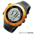 ラドウェザー LAD WEATHER センサーマスター5 オレンジ 反転液晶 LAD048OR-NO