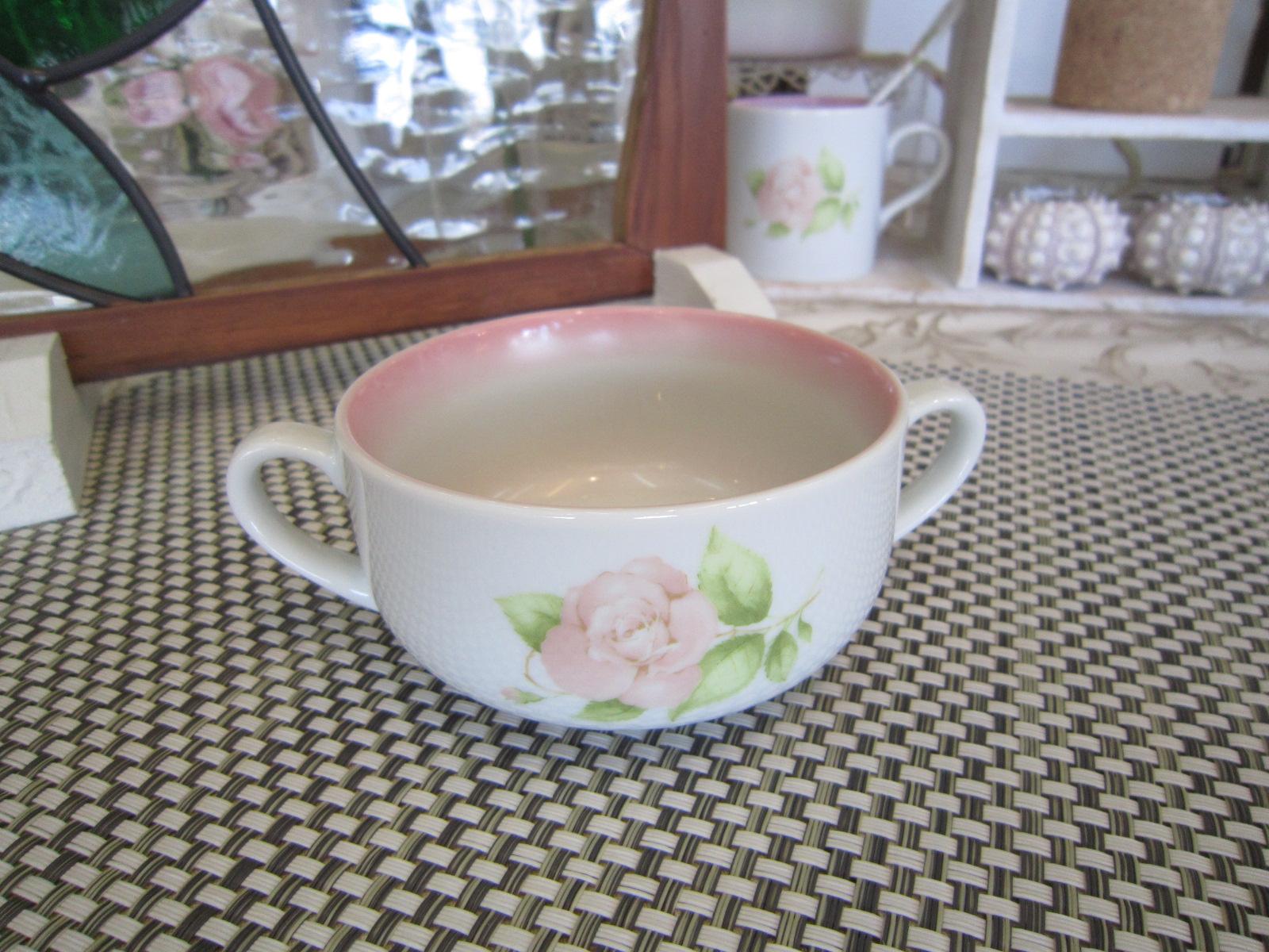ボヌール 両手スープカップ