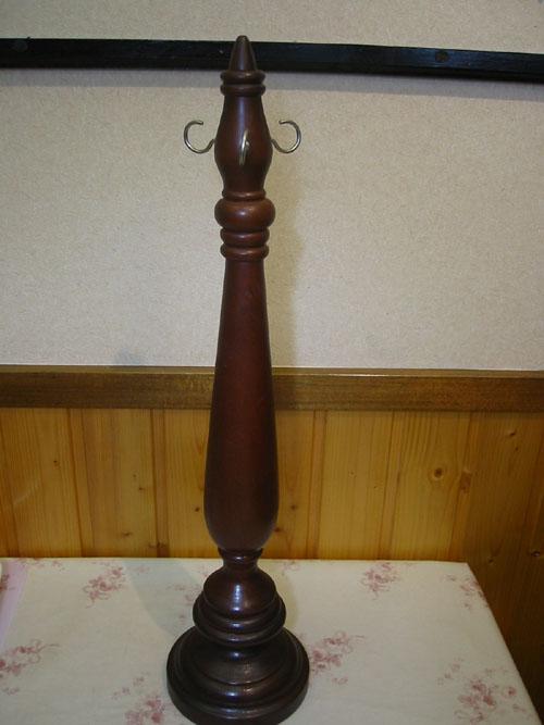 木製リースハンガー