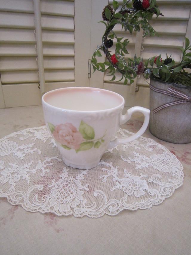 ボヌール レリーフマグカップ