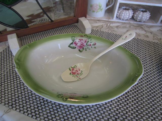 ジャルダン カレー皿