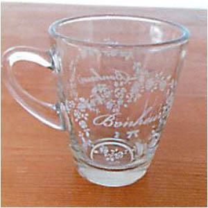 マリアージュ ガラスマグカップ