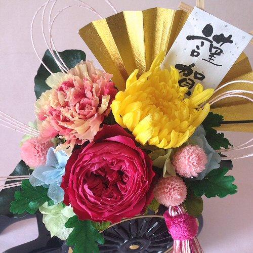 花車Sサイズ(ピンク)02