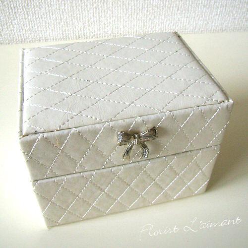 ローズの小箱【プリザーブドフラワー】