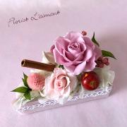 ローズケーキ(ピンク)01