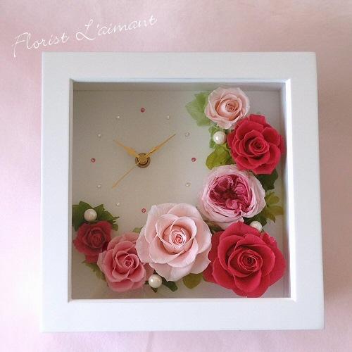 スワロクロックSサイズ(ピンク)01