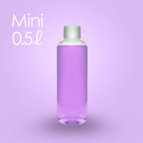 オイルランプ専用カラーリングオイル ミニボトル 500cc バイオレット