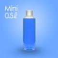 オイルランプ専用カラーリングオイル ミニボトル 500cc ブルー