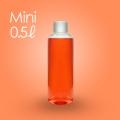 オイルランプ専用カラーリングオイル ミニボトル 500cc オレンジ