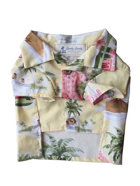 2016 アロハシャツ1号