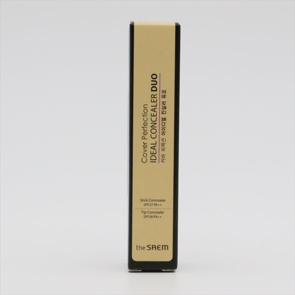 COVER PERFECTION IDEAL CONCEALER DUO 1.5