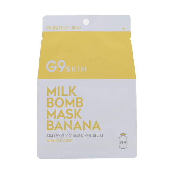 MILK BOMB MASK-BANANA