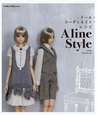 ドール・コーディネイト・レシピ A line Style