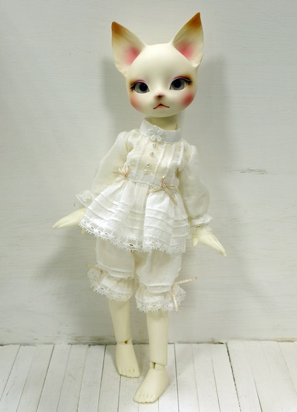 PIPOS/R.PI「Charlotte Basic Edition/white skin」アウトフィット付
